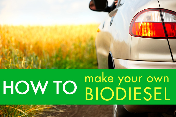 Looking For An Eco Friendly Way To Fuel Your Car Make Own Biosel