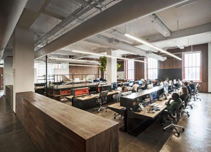 new office design. Fifty-Three-Office-4-537×388 « Inhabitat \u2013 Green Design, Innovation, Architecture, Building New Office Design C