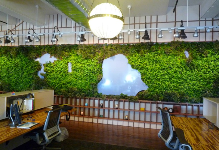 Living Interior Gardens Central Park Living Wall « Inhabitat U2013 Green  Design, Innovation, Architecture, Green Building