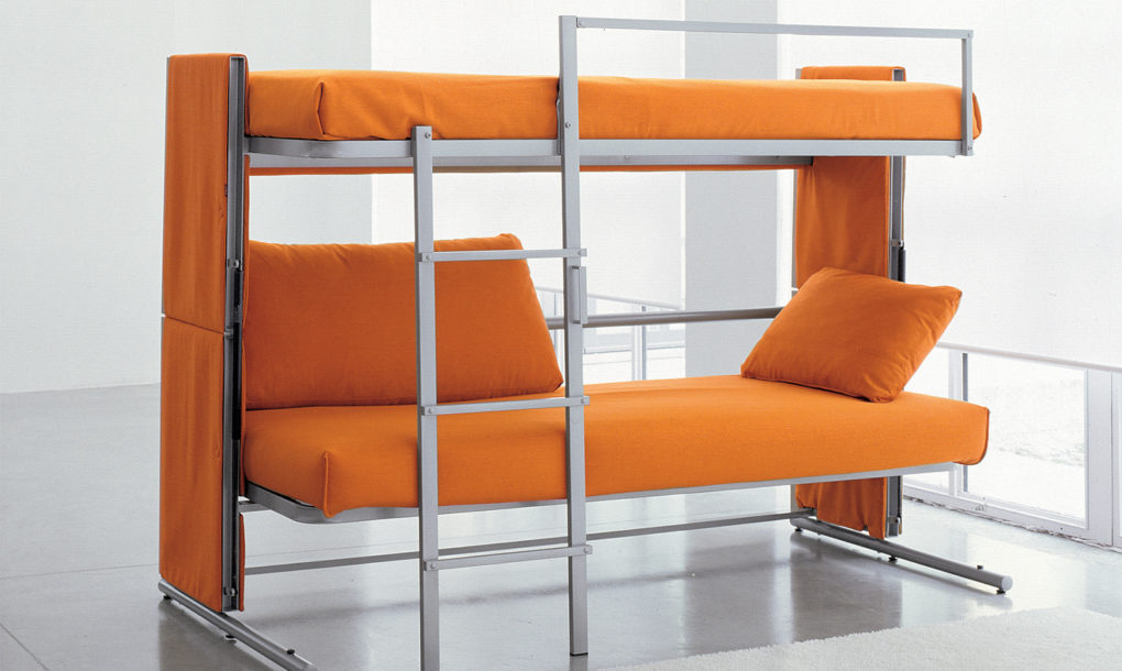 Bonbon's brilliant Doc sofa transforms into a bunk bed in a snap |  Inhabitat - Green Design, Innovation, Architecture, Green Building