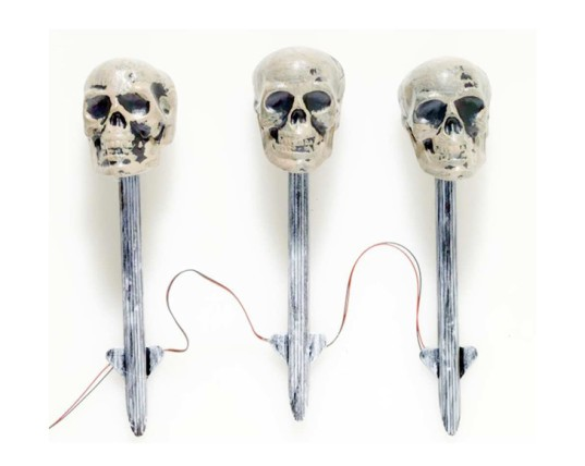 Skull Lawn Stakes
