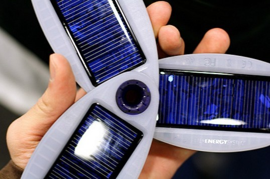 green gadgets, greener gadgets, green technology, energy generating gadgets, eco gadgets, gadgets use kinetic energy, kinetic energy technology, solar gadget chargers, mini portable wind turbines, mobile renewable energy devices, Greener Gadgets Conference, M2E, HyMini, Solio, portable solar chargers, Boston Power, long-life batteries, MTI, green fuel cells