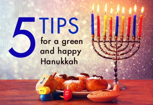 5-Green-Happy-Hanukkah-Tips