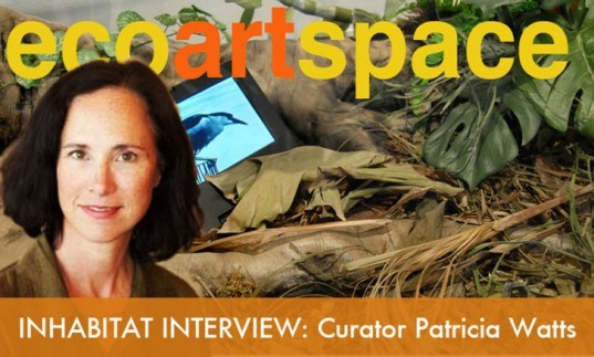 inhabitat interview, eco art, art interviews, eco art movement, green art, changes in art, art movements, modern art, recycled material art, curating art, curator patricia watts, Patricia Watts