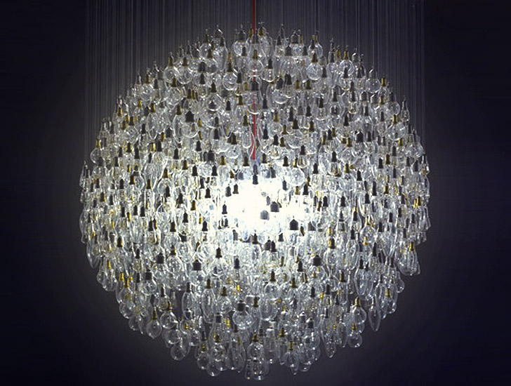 What can you do with old incandescent bulbs turn them into a design aloadofball Gallery