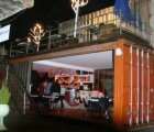 Stunning Shipping Container City Springs up in Mexico