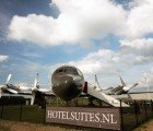 East German Airplane Transformed Into Super Posh Hotel Suite
