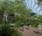 """Heart of Africa"" Biodome to Bring Tropical Rainforest to the UK"