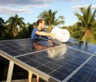 Solar Energy Powering Reconstruction Efforts in Haiti