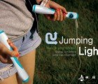 Jump Rope Transforms Kinetic Energy into Light