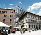 Stunning Solar Roof Rises Over Perugia, Italy