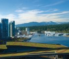 LEED Platinum Vancouver Convention Center has Canada's Largest Green Roof