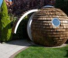 PREFAB FRIDAY: Archipod's Spherical Garden Office Pod