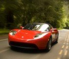 Tesla's All-Electric Roadster Sports Car to Be Available for Lease
