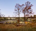 Global Headquarters for Wildlife Conservation Society Sits Lightly on the Earth