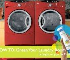Green Laundry 101: Green Your Laundry Room