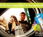 Green Laundry 101: Tips to Save Some Green in the Laundry Room