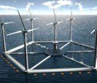 Hexicon's Floating Wind Platform Keeps Wind Power Afloat