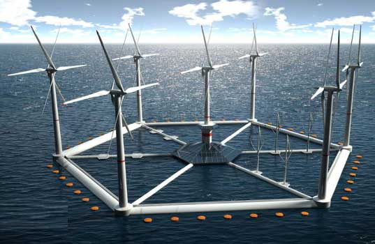 hexicon s floating wind platform keeps wind farms afloat