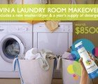 Win an $8,500 Laundry Room Makeover by Method!