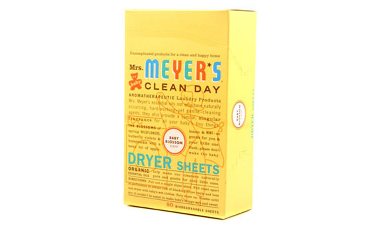 Another great option for ethical dryer sheets.