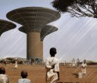 Gigantic Water Harvesting Skyscrapers Could Solve Sudan's Drought