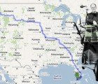 74 Year Old to Trek Across America in a Solar Powered Stroller