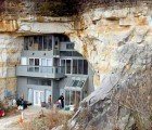 Gorgeous Modern Home is Built Inside a Cave