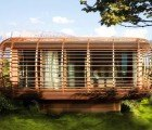 Fincube Eco Home Packs Panoramic Views Into a Tiny Footprint