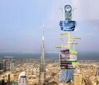 "People-Powered Skyscraper to Claim New ""World's Tallest"" Crown in Dubai"