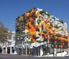 Crazy Pixel Building to Be Australia's First Carbon Neutral Office