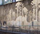 REVERSE GRAFFITI: South African Artists Tag Walls By Scrubbing Them Clean