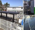 Sanyo Installs Solar Parking Lots in Japan for Electric Hybrid Bicycles