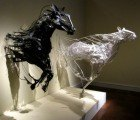ECO ART: Reclaimed Garbage Transformed Into Amazing Sculptures