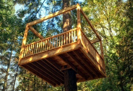Superb Elevated Livingu0027s Eco Friendly Tree Homes Take Outdoor Play To New Heights  | Inhabitat   Green Design, Innovation, Architecture, Green Building