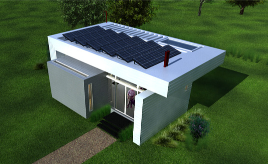 nano living systems worlds smallest sustainable house inhabitat green design innovation architecture green building - Smallest House In The World 2014