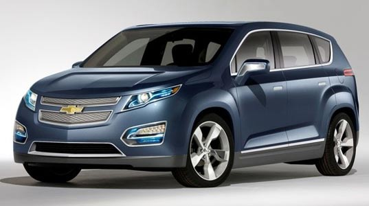 chevy volt, extended range, electric vehicle, chevy volt mpv5, general motors, gm, electric car