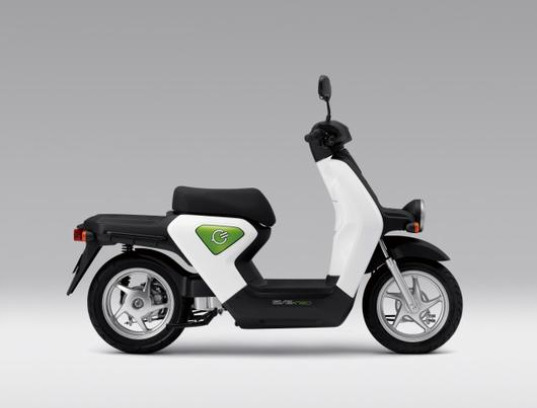 Honda, EV-neo, electric scooter, electric motorbike, electric vehicle, scooters in Japan, scooters in China, motorbikes in China, green vehicles
