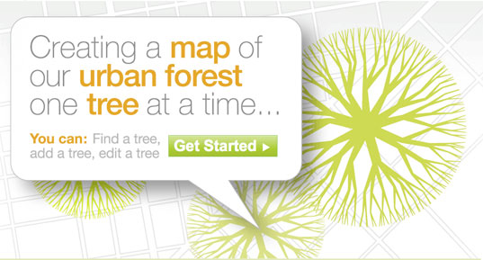 san francisco, tree census, urban forests tool, friends of the urban forest, green technology, climate change