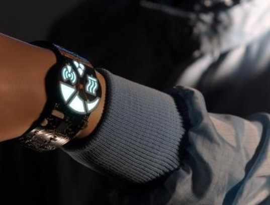 Sensory Wristwatch, Fraunhofer Institute, biomarkers, biomarker sensor, lab-on-a-chip, biofeedback, design for health, wa
