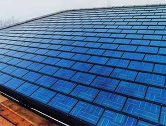 Solar Shingles For Sale >> Coming Soon Dow Chemical S Ultra Efficient Solar Shingles