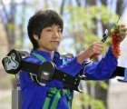 Japanese Robo-Suit Helps the Elderly to Farm