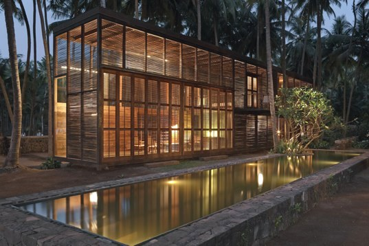sustainable design, green design, sustainable architecture, green building, palmya house, aga khan awards for architecture, mumbai, india
