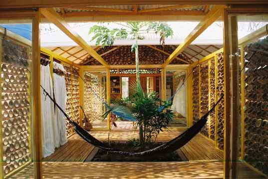 bamboo, bamboo house, bamboo retreat, costa rica, benjamin garcia saxe, natural ventilation, daylighting, natural materials, green materials, eco friendly materials, renewable materials, green design, sustainable building, eco design