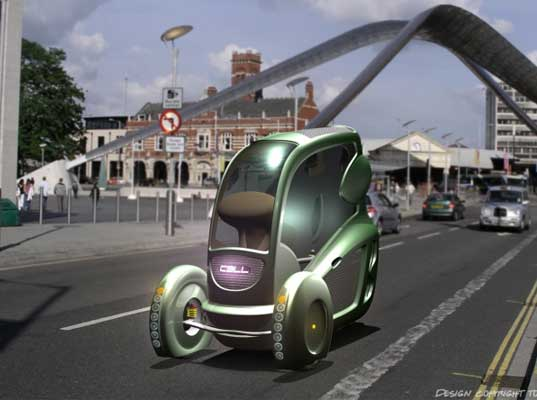 electric, car, vehicle, transportation, car share, renewable energy, oil, petroleum, concept car, tom kent, cell