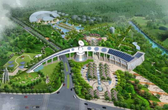 china, solar valley, himin solar energy, huang ming, dezhou, solar  cities initiative world congress, silicon valley, solar energy, solar  power, solar city, development, renewable energy, clean tech, clean  energy, green design, eco design, sustainable building