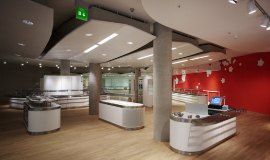 extraordinary investment bank office | Stunning Glass Faceted Office Wins Green Architecture ...