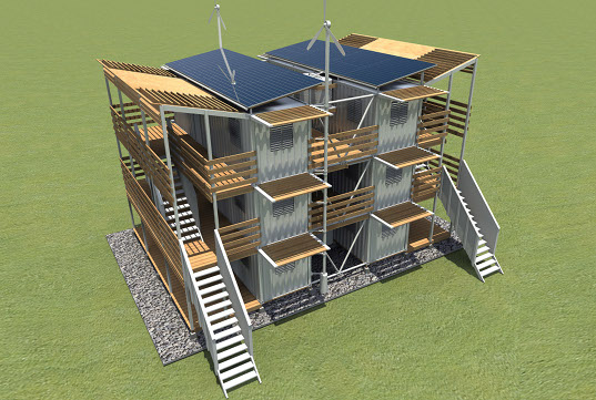 hurricane, hurricane season, shipping container, shipping container architecture, haiti, disaster relief, green container international aid, richard moreta, container cities, green design, sustainable building, eco design, rebuilding haiti, haiti earthquake, earthquake,