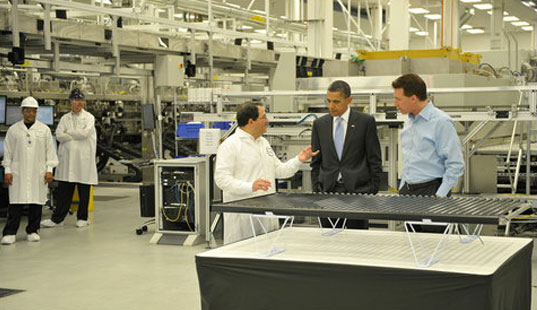 solyndra, solar power, president obama, barack obama, solar, energy, renewable energy, gulf of mexico, oil, fossil fuels, alternative energy, technology, manufacturing