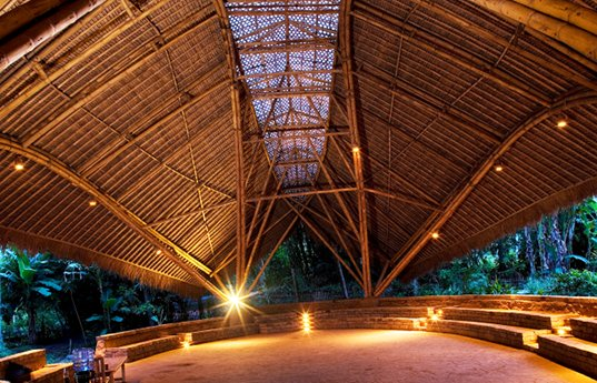 Aga Khan, Aga Khan Awards for Architecture, Aga Khan Awards, The Green School, Indonesia, Bamboo, Bambu, Bali, School, Sustainable school, eco school, renewable materials, green materials, eco architecture, green building, green design, eco design, sustainable building